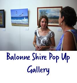 Balonne pop up gallery