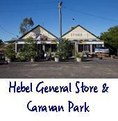 Hebel general store and cravan park