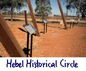 Hebel, historical, circle