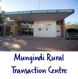 Mungindi rural transaction centre