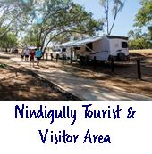 Nindigully tourist and visitor areas